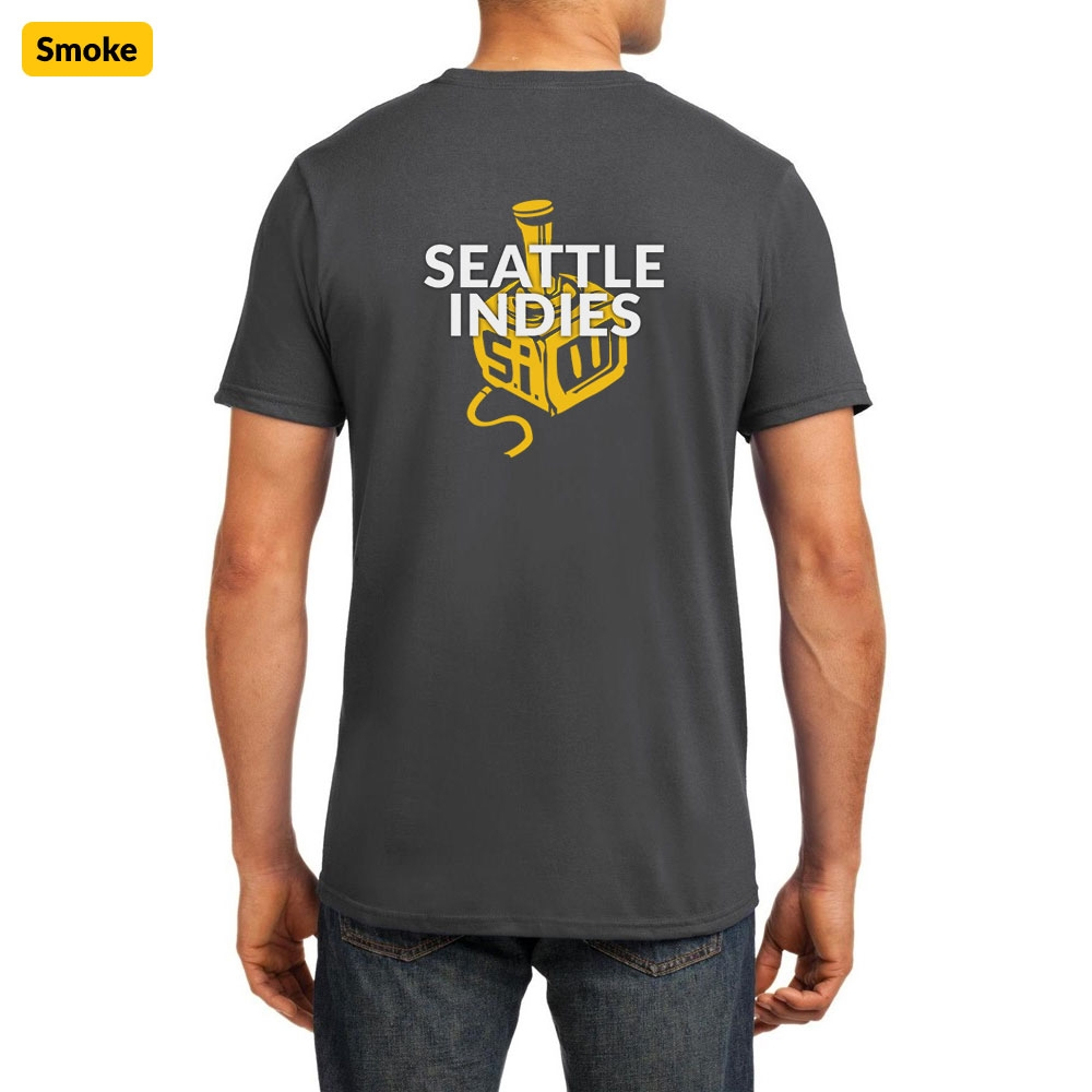 seattle indies t shirt men s seattle indies